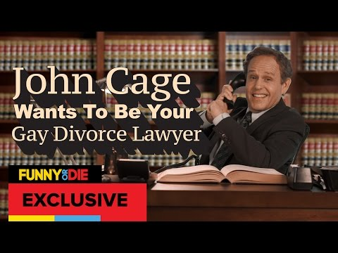 John Cage: Gay Divorce Lawyer