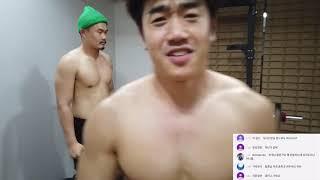[라이브]ㆍ뽕긋한가슴ㆍ가슴(feat.밍키 웃음이 없는 남자)
