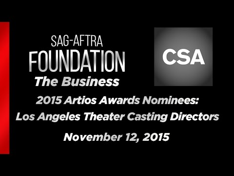 The Business - 2015 Artios Awards Nominees: Los Angeles Theater Casting Directors
