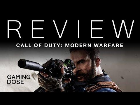 รีวิว Call of Duty Modern Warfare :: GamingDose Review