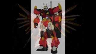 Divine Act The Extreme Maxi Boost  (Gundam EXA Theme) Original