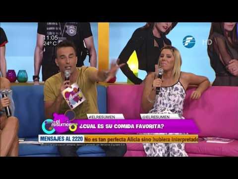 ¡Ruben Rodriguez Jr y Dahiana Bresanovich en #ElResumen!