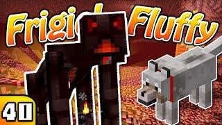 FRIGIEL & FLUFFY : LA CRÉATURE DES ENFERS | Minecraft - S5 Ep.40
