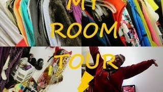 UN VISTAZO A MI ALCOBA..(Room Tour + Closet Tour + Everything tour) Thumbnail