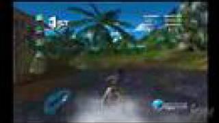 Kawasaki Jet Ski footage