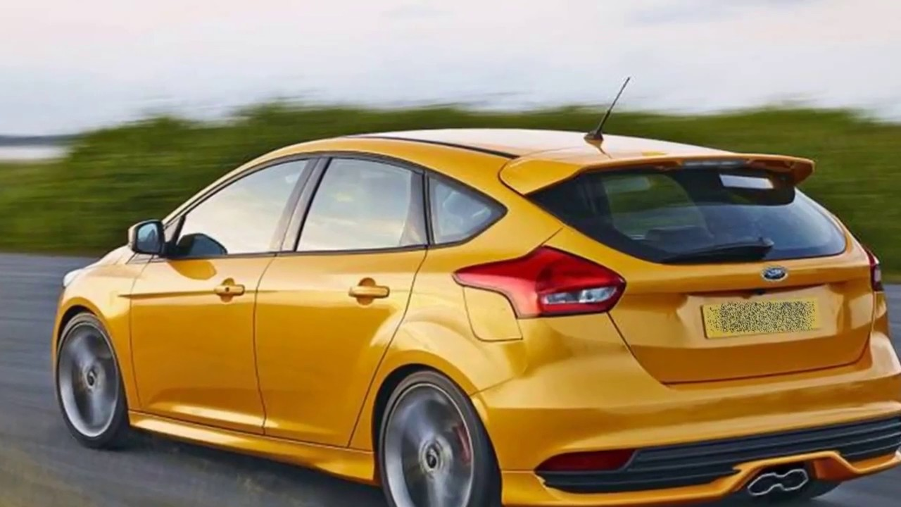 2017 ford focus st concept design and engine specs youtube. Black Bedroom Furniture Sets. Home Design Ideas
