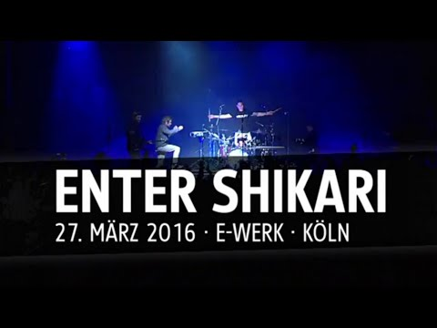 Enter Shikari  -  E-Werk Cologne 2016 (High Quality)