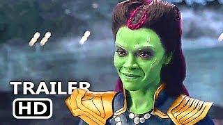 """AVENGERS INFINITY WAR """"Gamora VS Thanos"""" Deleted Scene HD"""