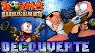 PS4: Découverte | Worms Battlegrounds | Chef, oui chef !