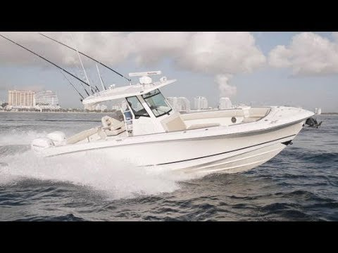 2018 Boston Whaler 330 Outrage For Sale MarineMax St. Petersburg