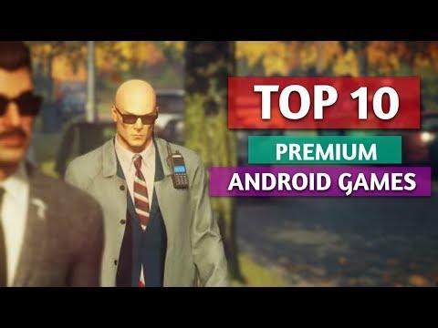 Top 10 Premium Android Games   2019 [online/offline]