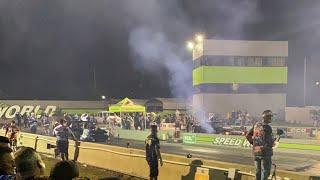 Fastest rotary drag racing!