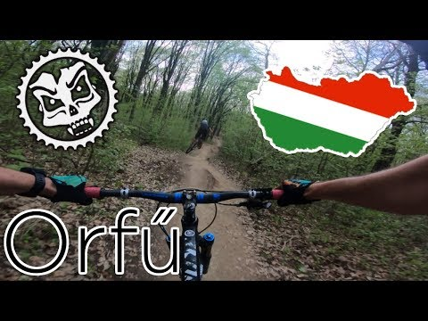 Hungary for the weekend (Orfü)