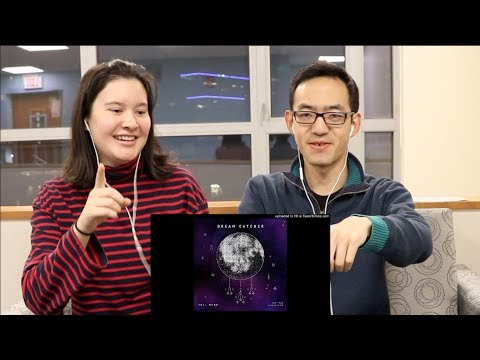 Dreamcatcher 'Full Moon' Reaction/Review