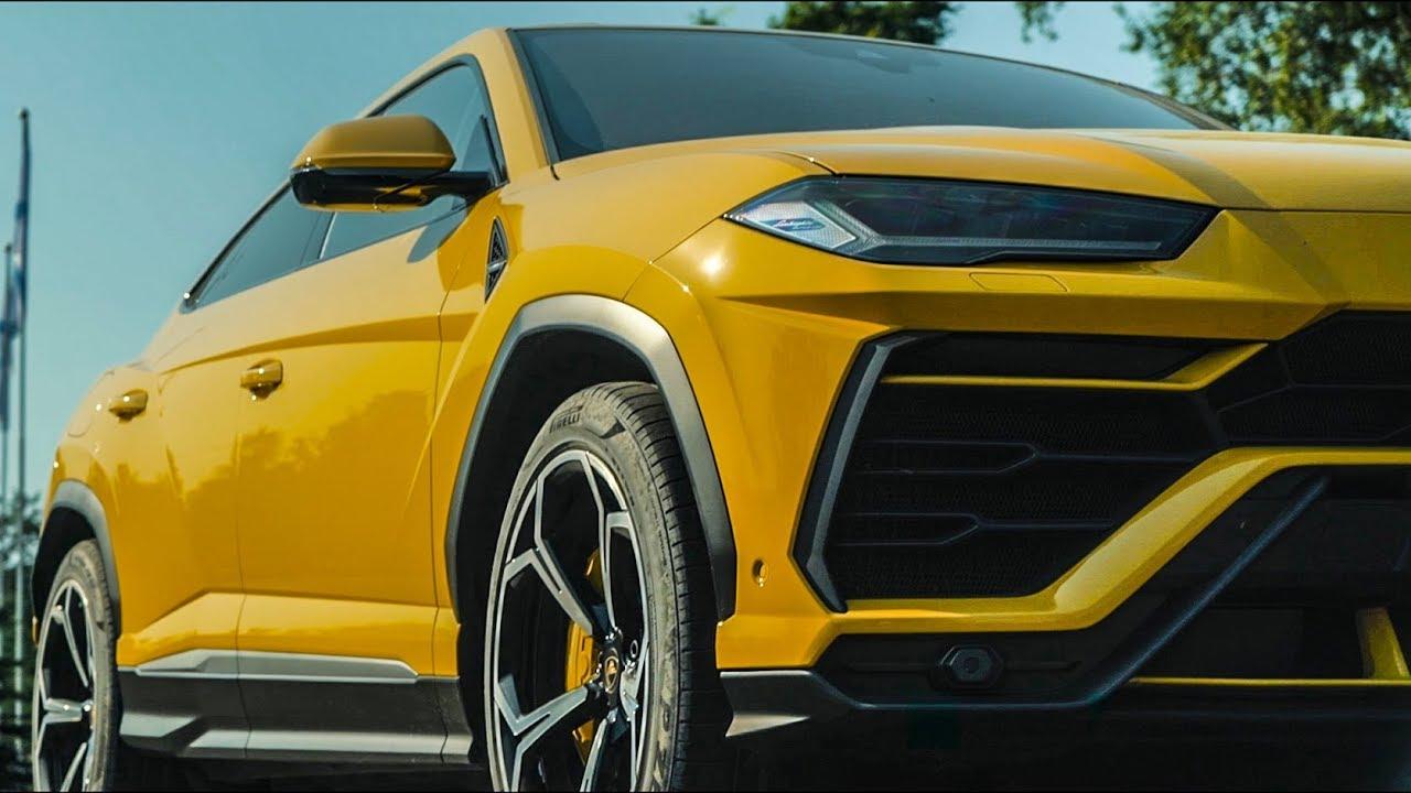 Такого не ожидал даже Я. Lamborghini Urus за 20 миллионов рублей.