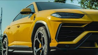 Lamborghini Urus. Even I didn't expect THAT!