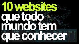 10 websites que todo mundo tem que conhecer