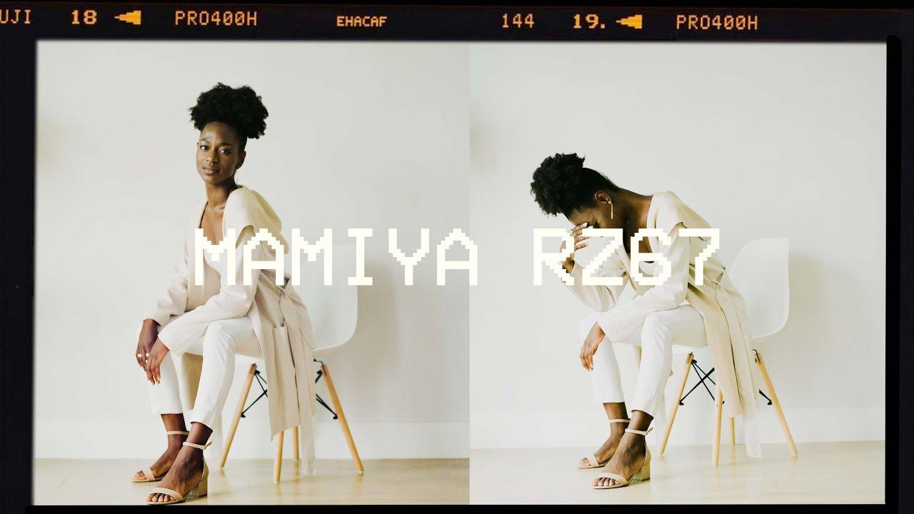More Fashion Photography on Film // Mamiya RZ67 & Fuji GW690II