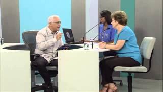 """Trocando Ideias """"Saúde da Mulher"""" (03/03/2015) - Bloco 01"""
