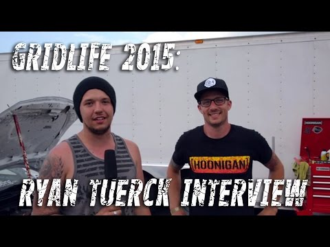 PhP Interviews Ryan Tuerck at #GRIDLIFE 2015!