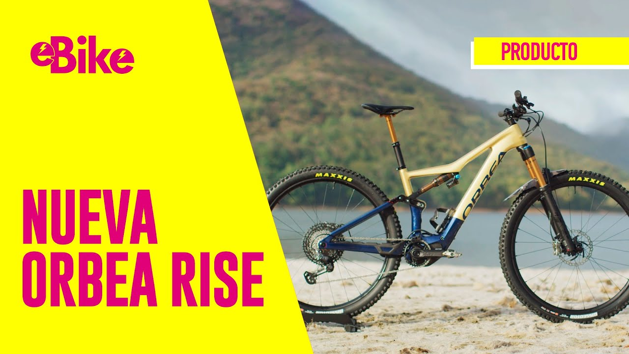 BIKE NEWS: Orbea Rise