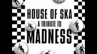 Dr Ring Ding - Madness - House Of Ska