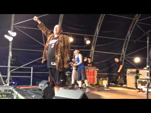 Buster Bloodvessel and Bad Manners.