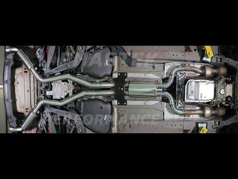 Gen 5 Camaro >> 5th Gen Camaro w/MBRP Cat-back #S7024304 - YouTube