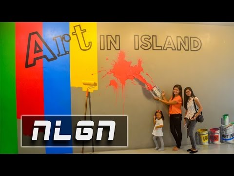Art in Island 3D Museum Cubao, Philippines | SJCAM | NLGN