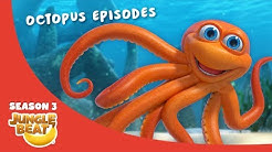 Outstanding Octopus  – JB S3 Animal Compilation #2