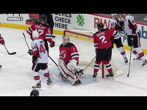 10/27/17 Condensed Game: Senators @ Devils