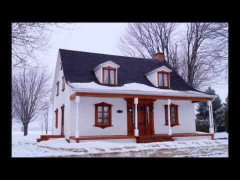 Les belles maisons du Québec