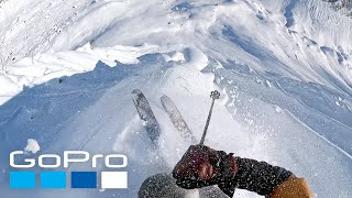 GoPro: Heli Skiing in Alaska with Chris Benchetler and Max Lens Mod