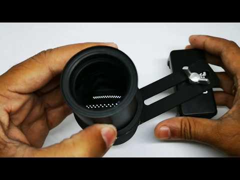 Prosumer Indo Zoom / Tele Phone Lens [Mark-2] Lensbong Review