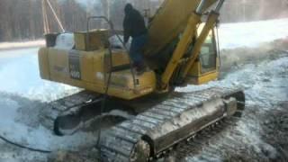 видео Работа — Машинист Экскаватора, Республика Саха