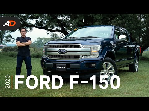 2020 Ford F-150 Review – Behind the Wheel