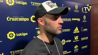 Sergio Sánchez tras Cádiz-Albacete (02-03-19)