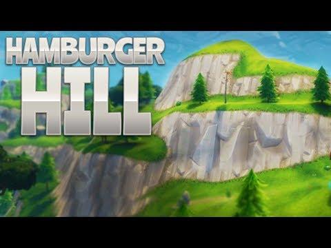 HAMBURGER HILL (Fortnite Battle Royale)