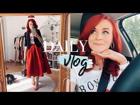 Daily Vlog   Desfacem Pachete De La Voi, Mergem La Sephora, Mancam Pizza Vegana Si Stam De Vorba ♥