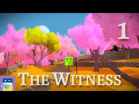 The Witness: iOS iPad Air 2 Gameplay Part 1 (by Thekla / Jonathan Blow)