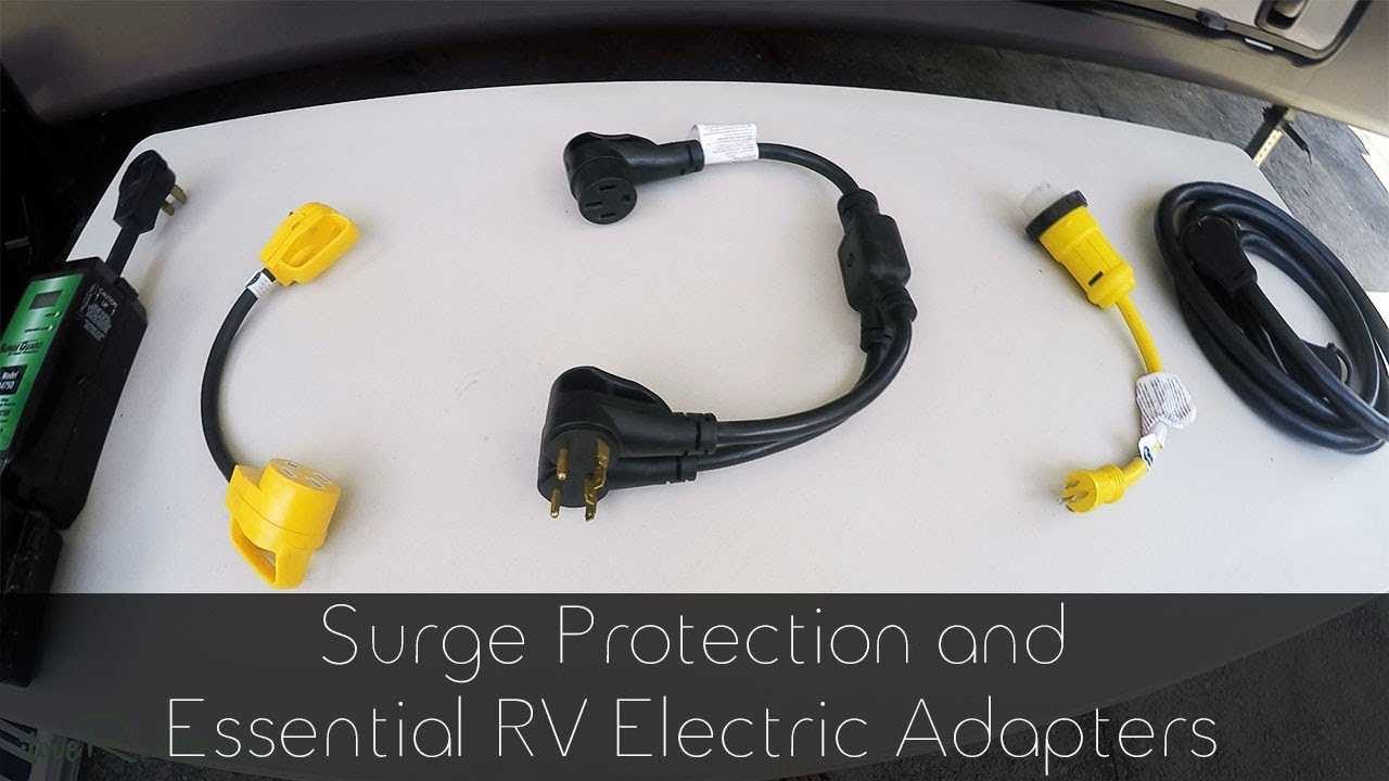 Rv Surge Protection Essential Electric Adapters Youtube