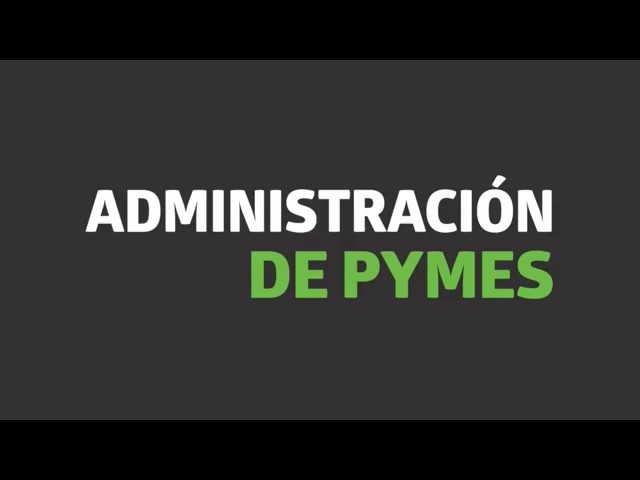 Administración de PyMES   UTEL Universidad
