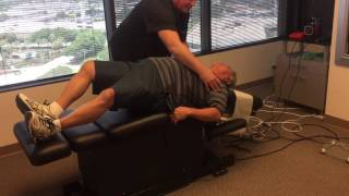 "Manual Spinal Decompression ""Ring Dinger"" For Lumbar Herniated Disc Repair"