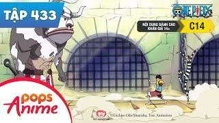 One Piece Tập 433 - Tổng Giám Ngục Magellan Hành Động. Hoàn Thành! Cái Bẫy Bắt Mũ Rơm - Đảo Hải Tặc
