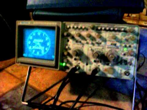 Sparkfun, AVR Ocilloscope Clock