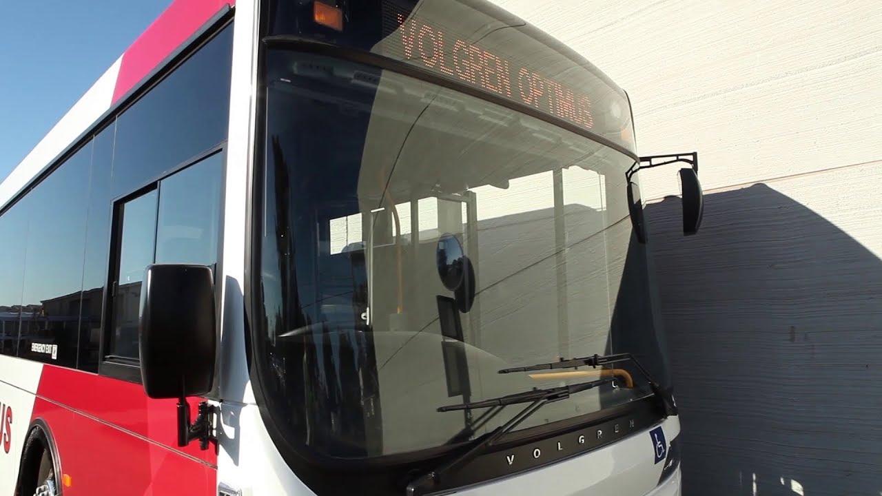 Volgren MADA Optimus Bus Project