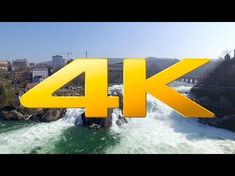 Aerial Showreel 4K - SANTSCHi FILMS