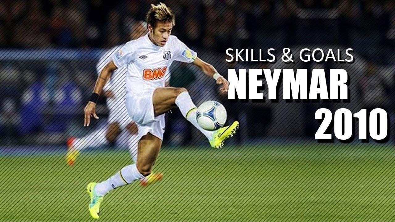 Download Ridiculous Skills Neymar did in 2010  HD