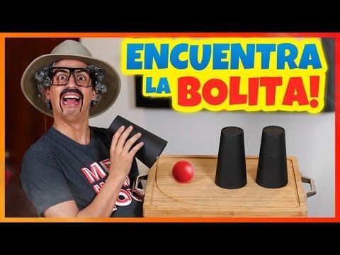 Daniel El Travieso - Encuentra La Bolita Roja.