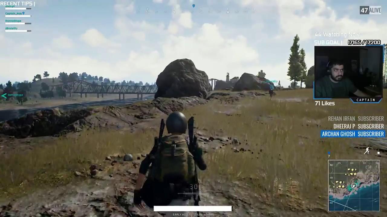 Best PUBG Survival Gameplay